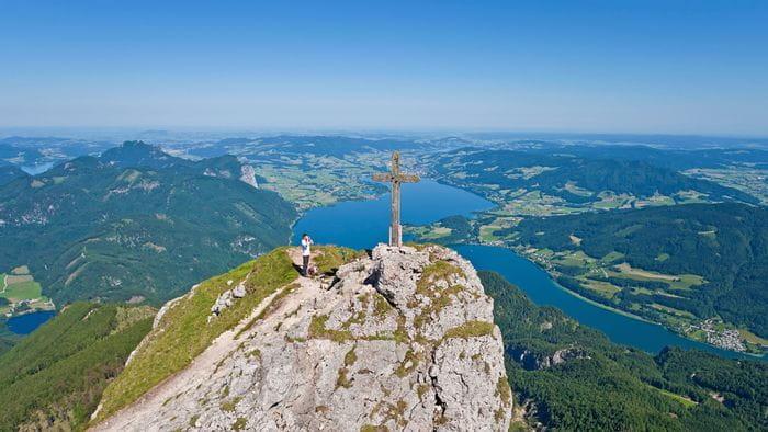 ER Montagne en Autriche